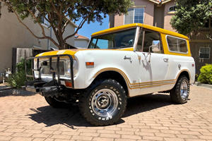 Weekly Treasure: 1971 International Scout 800B Comanche Edition