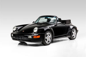 Incredibly Rare Porsche 911 America Roadster Looks Like A Turbo