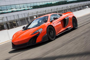 People Can't Stop Buying Used McLarens