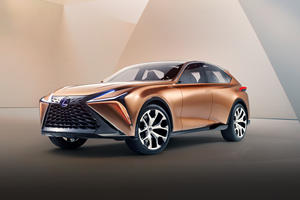 Is Lexus Planning An All-New SUV?