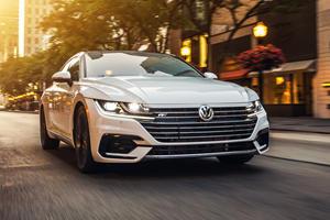 Volkswagen Arteon Scores Much-Needed Safety Win