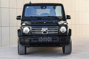 Mercedes-Benz G-Class Gets Surprise New Engine Option