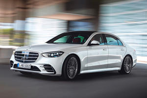 Mercedes Now Taking Orders For All-New S-Class