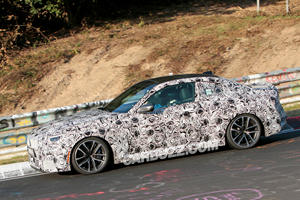 New BMW 2 Series Coupe Begins High-Speed Testing