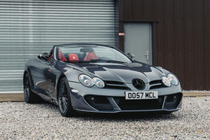 Only Six Of These Mercedes-SLR McLarens Exist