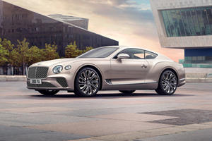 Meet The Ultra-Luxurious Bentley Continental GT Mulliner Coupe