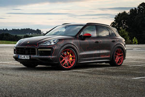 Porsche Cayenne Gets Extreme Makeover And 1,000 HP