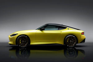 There's Already Bad News About The New Nissan Z Car