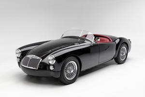 Check Out This Classic MGA Outlaw