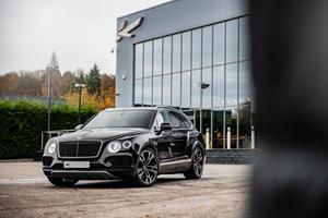 The Bentley Bentayga Centenary Edition Is Not Built By Bentley