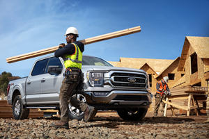 Ford Reveals New Details About The Electric F-150