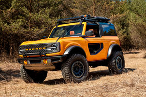 Manual Transmission Fans Will Love This Bronco News