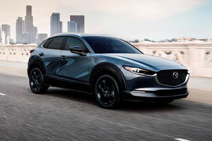 2021 Mazda CX-30 Goes Turbo With 250 HP