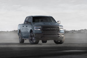 Ram Reveals New 'Built To Serve' Armed-Forces Inspired Trucks