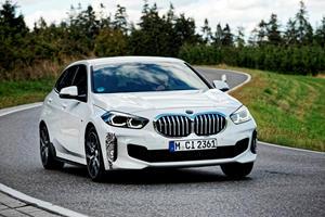 BMW's Golf GTI Rival Takes Shape