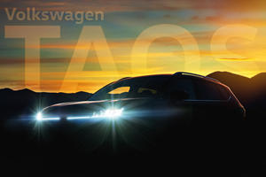 Volkswagen's New SUV Has A Name