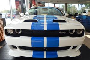 Meet The Challenger SRT Hellcat Convertible That Dodge Won't Make