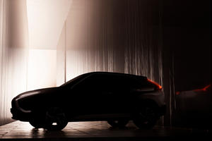 Here's Your First Official Look At The New Mitsubishi Eclipse Cross