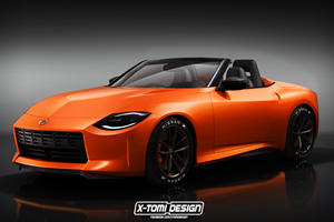 Here's Why Nissan Should Build A 400Z Convertible