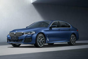 China's New BMW 5 Series Is Way More Luxurious Than Ours