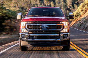 It's A Great Time To Buy A Ford Super Duty Truck