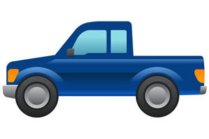 The Ford F-150 Is Officially An Emoji