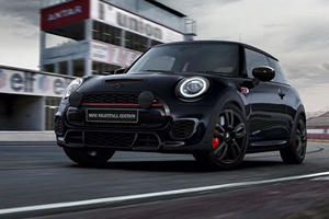 Mini Cooper Nightfall Edition Is All Kinds Of Blacked-Out Cool