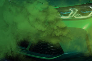 Final BMW M3 Teaser Has Us Green With Envy