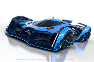 Bugatti's Next Hypercar Coming Sooner Than We Thought