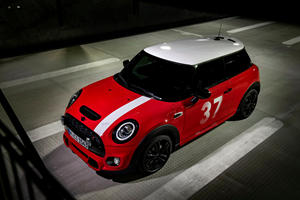 The Mini Cooper Paddy Hopkirk Edition Is Ready To Race
