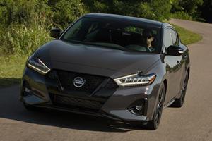Limited-Edition Nissan Maxima Celebrates Special Anniversary