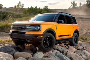 There's Bad News About The Ford Bronco Sport