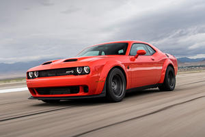 2021 Dodge Challenger SRT Super Stock Gets A HUGE Price Cut