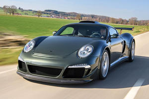 Fastest German Cars Ever Made