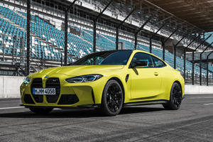 Introducing The 2021 BMW M3 And M4