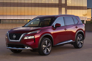 2021 Nissan Rogue Officially Enters Production