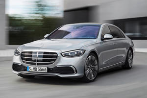 Mercedes CEO Makes One Thing Clear About The S-Class