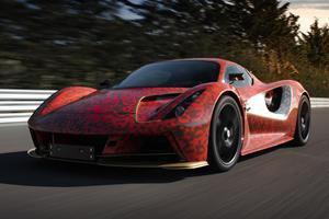 Watch The 2,000-HP Lotus Evija Tear Up The Track