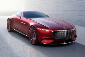Luxury Brand Maybach May Spawn A Rolls-Royce Wraith Rival