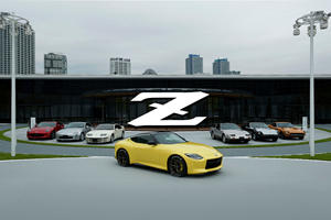 History Of The Nissan Z-Car