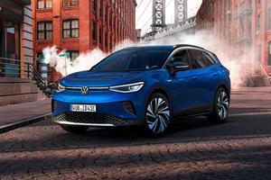 2021 Volkswagen ID.4 Unveiled With 250 Miles Of Range
