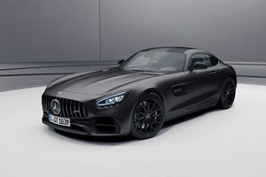 2021 Mercedes-AMG GT Arrives With More Power And A Stealthy Special Edition