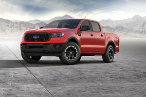 New Ford Ranger STX Gives Small Truck Big Style