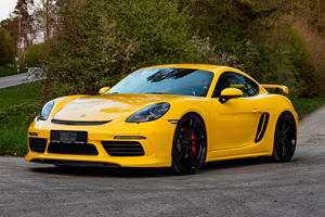This Is How To Transform The Porsche 718 Cayman Into A GT4