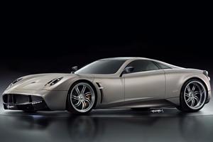 Front-Engined Pagani Huayra Makes Aston Martin Jealous