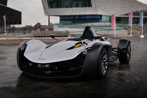 BAC Mono To Pioneer New Material In Future Cars