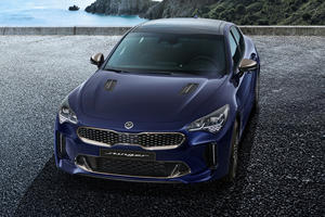There May Never Be A Successor To The Sporty Kia Stinger
