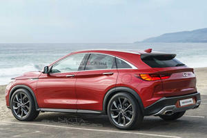 Infiniti's Next Model Will Look Exactly Like This