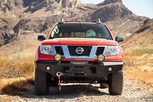 Nissan Frontier Gets New Nismo Upgrades