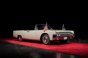 JFK's Lincoln Limos Are Ready For A New Home